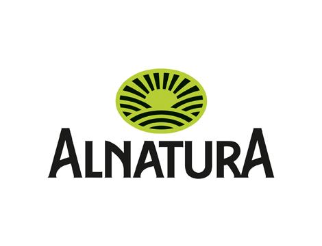 Logo des Biohändlers Alnatura