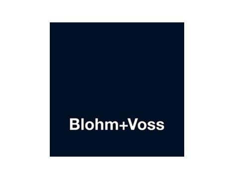 Logo von BLOHM+VOSS