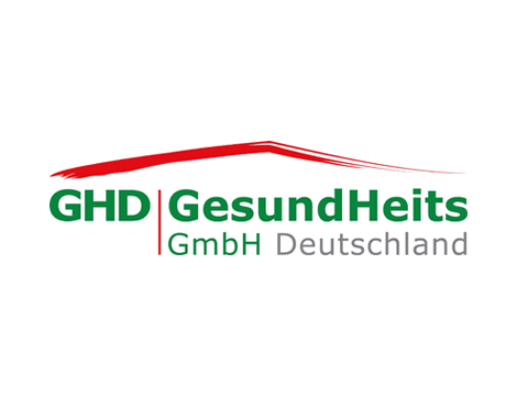 Logo von GHD GesundHeits GmbH Deutschland